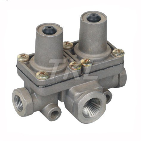 Dual-Circuit Protection Valve