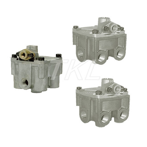 R-12DC Relay Valve with Biased Double Check